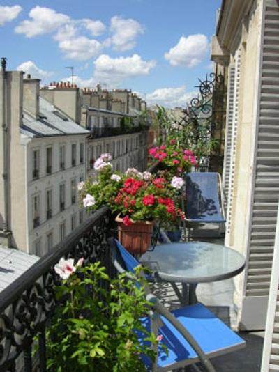 Alojamientos en region parisina