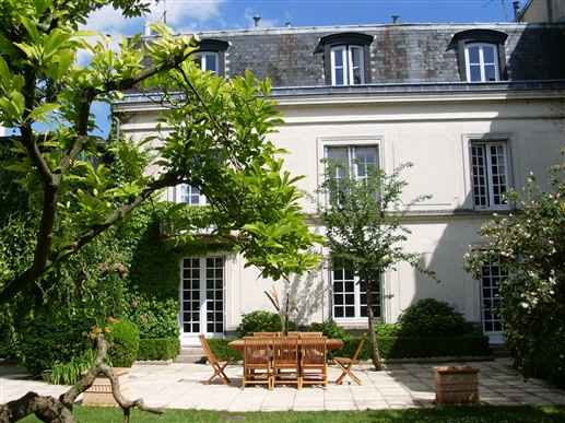 Les chambres d'hôtes à Versailles