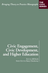 Civic Engagement, Civic Development, and Higher Education