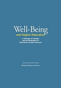 Well-Being and Higher Education