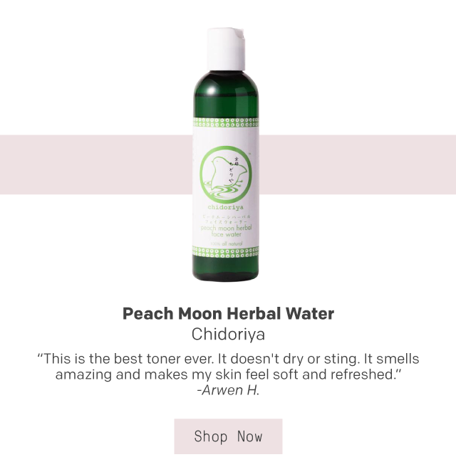 Peach Moon Herbal Water