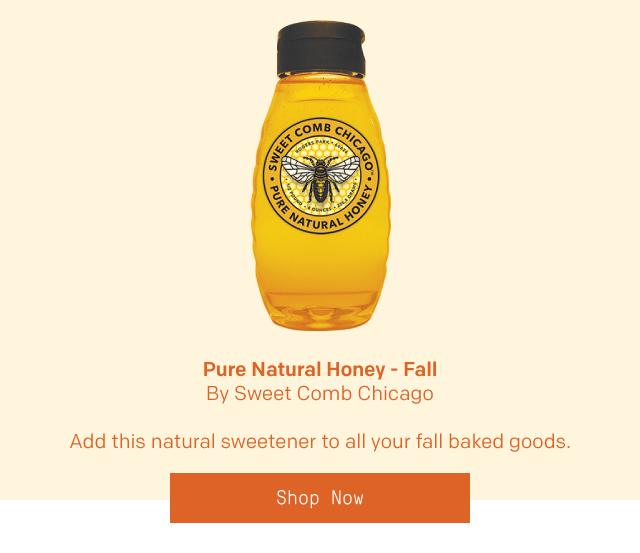 Pure Natural Honey - Fall