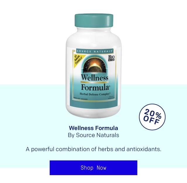 Wellness Formula by Source Naturals