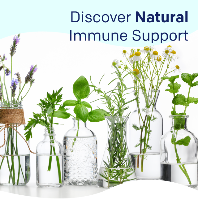 Discover Natural Immune Support