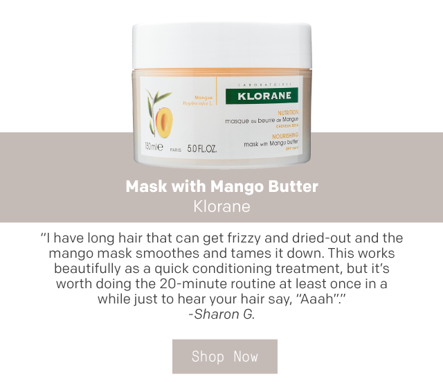 Mask with Mango Butter