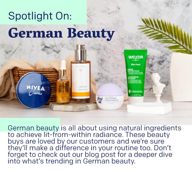 German Beauty