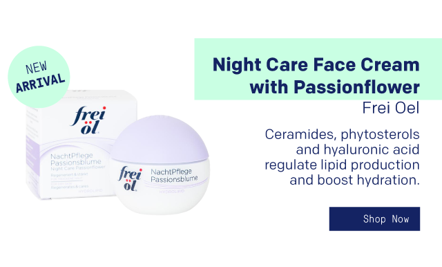 Night Care Cream with Passionflower