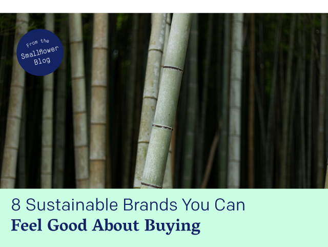 8 Sustainable Brands You Can Feel Good About Buying