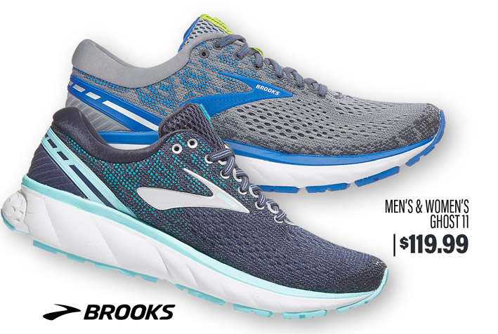 New Arrival Brooks Ghost 11