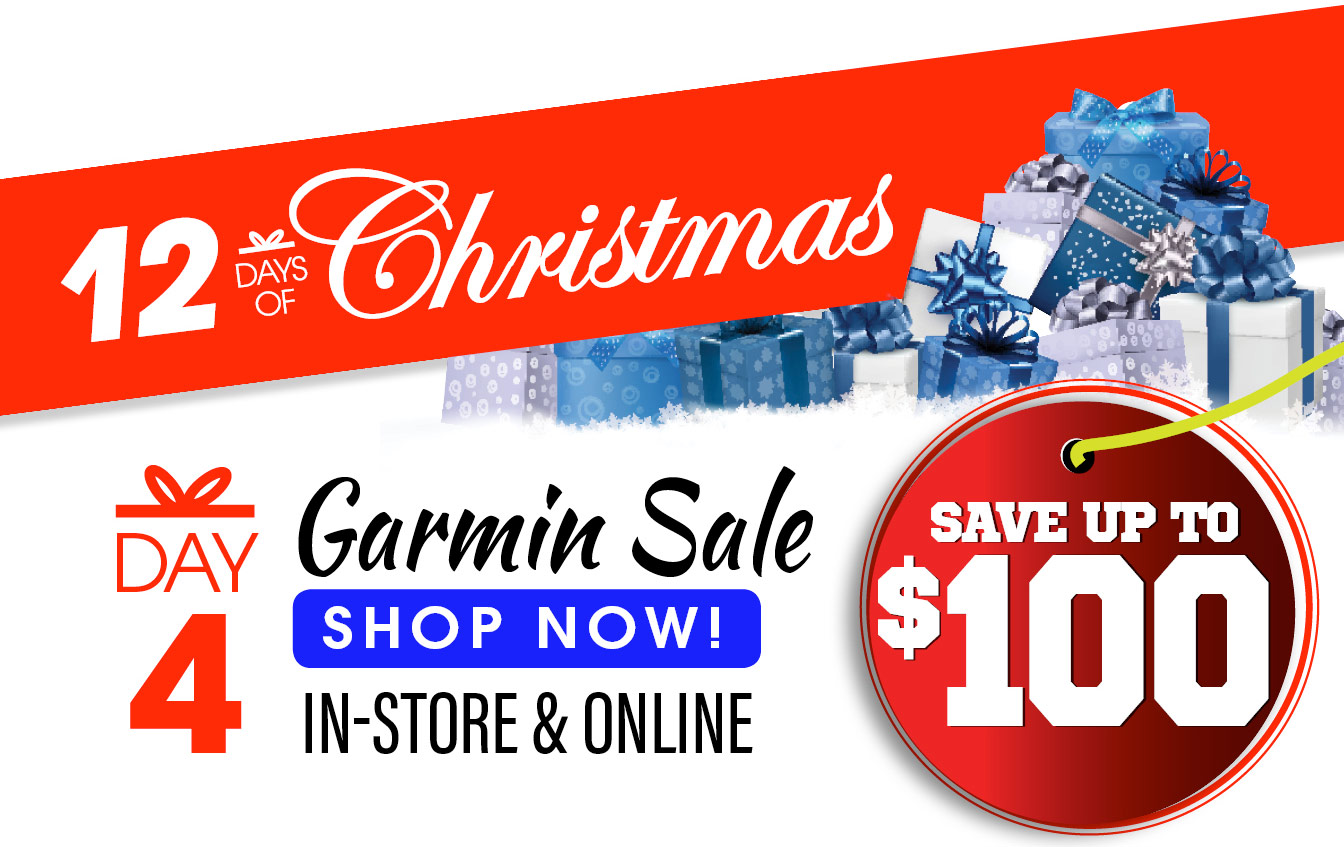 Garmin | Up to $100 Off!